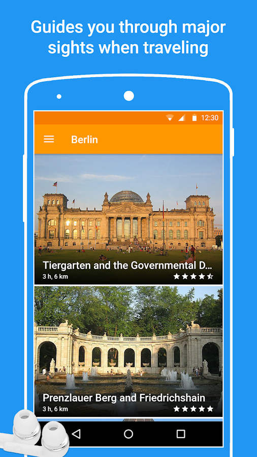 Berlin- screenshot