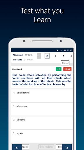 UPSC 2018: IAS/UPSC Prelims MOCK Test Preparation 2.1.2_upsc screenshots 5