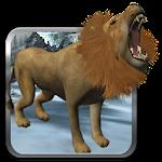 Wild Lion Sniper Hunter Icon