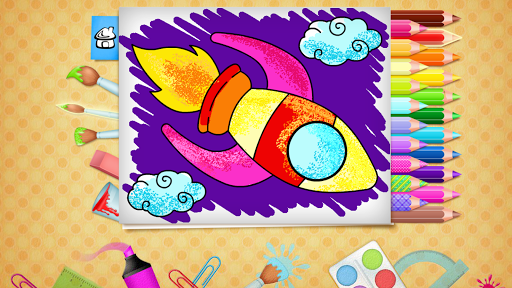 123 Kids Fun - Coloring Book 1.14 screenshots 5