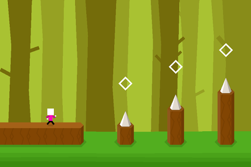 Mr Jump - screenshot