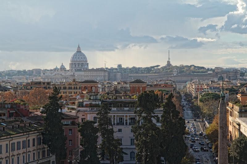 Veduta di Roma di AntonioProcopioFoto