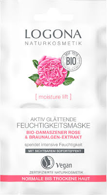 Moisturizing mask eko rose