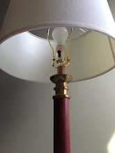 Photo: $15 for set of matching lamps (one tall, one short)