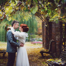 Wedding photographer Elena Zayceva (Zaychikovna). Photo of 29.10.2014