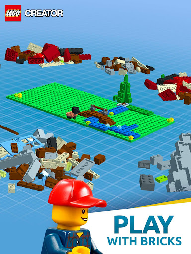 LEGO® Creator Islands - Build, Play & Explore - screenshot