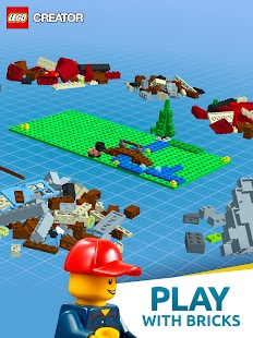 LEGO® Creator Islands - Build, Play & Explore Screenshot