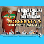 """NC Beer Guy's Collaboration - """"Just Peachy"""" Pale Ale"""