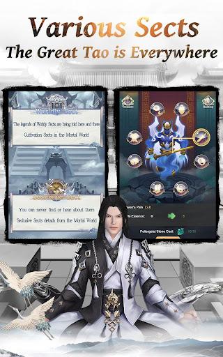 Immortal Taoists-Idle Game of Immortal Cultivation 1.3.8 screenshots 3