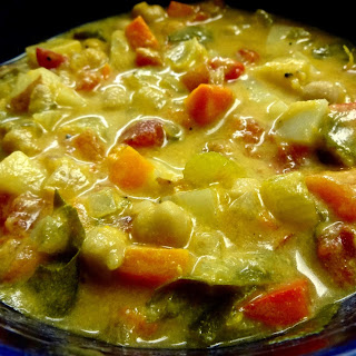 Collard Green Vegetable Soup Recipes.