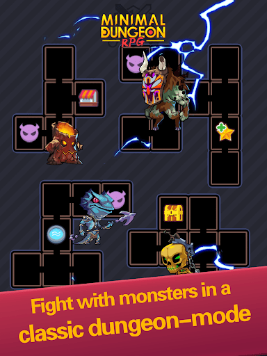 Minimal Dungeon RPG android2mod screenshots 9