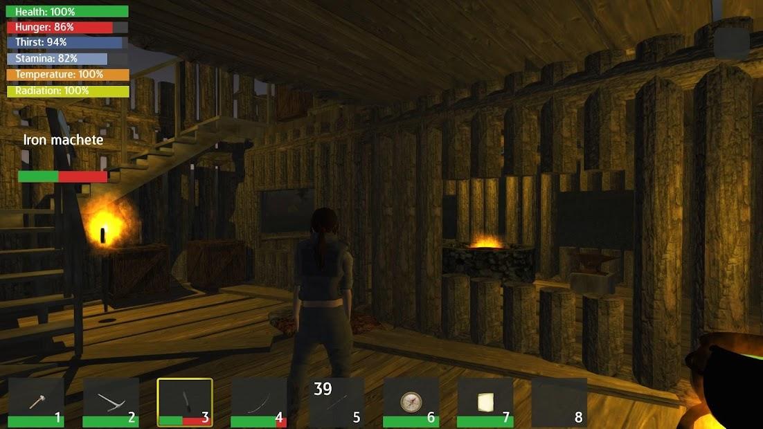 Thrive Island - Survival Throwback screenshot 10