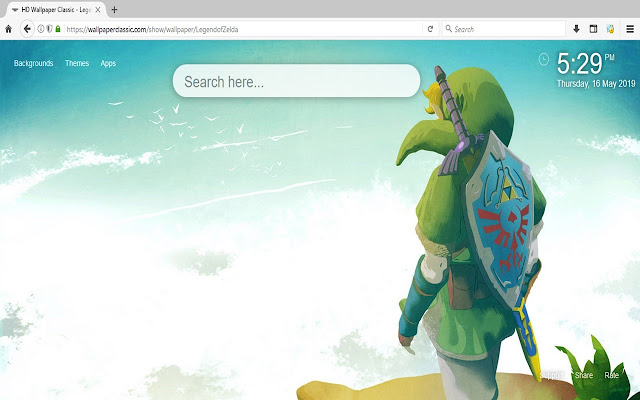 The Legend Of Zelda Wallpapers Hd