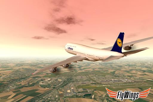 Flight Simulator Paris 2015 HD
