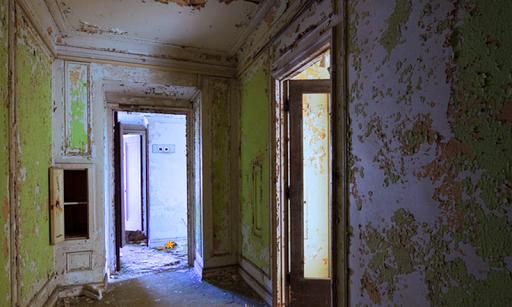 放棄されたプラザホテルのエスケープ