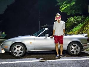 ロードスター NA6CE NA9CEのカスタム事例画像 Alfieさんの2020年08月09日01:03の投稿