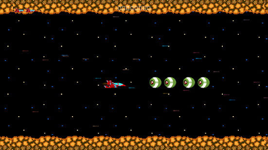 Super Arcade Boy in Defender of Planet Earth- screenshot thumbnail