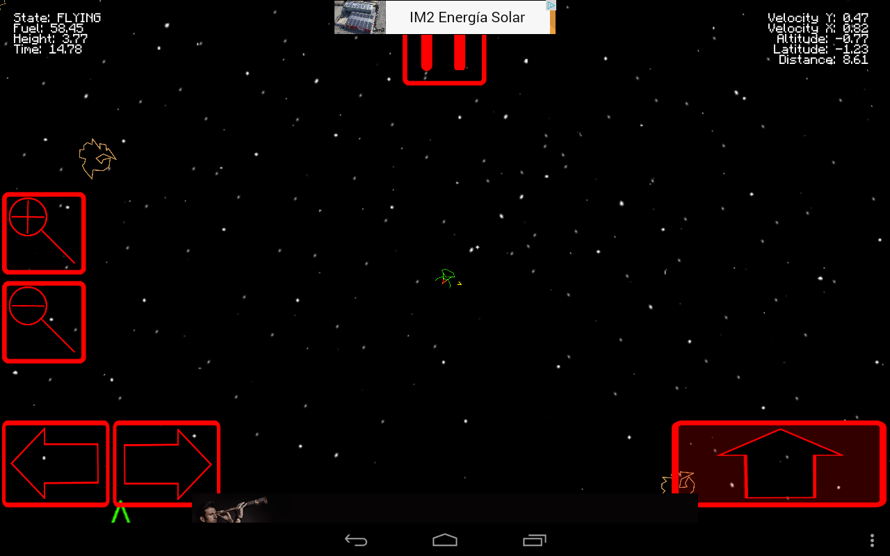 Lunar Lander Gravity - Android Apps on Google Play