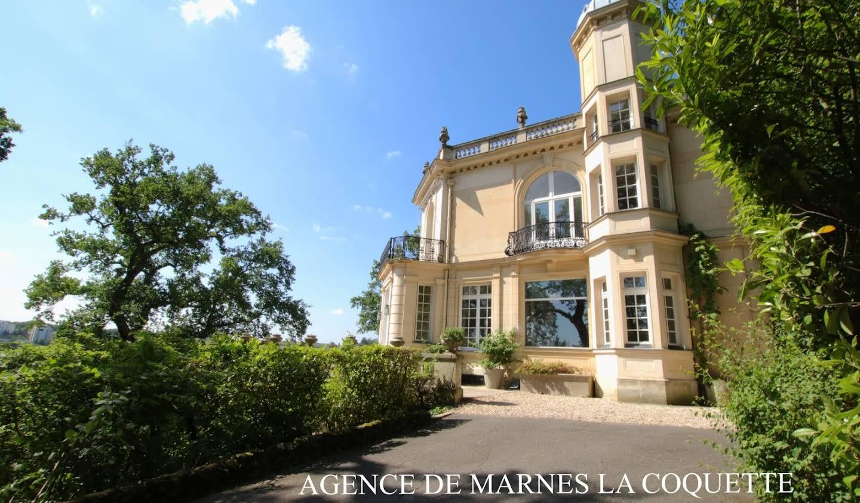Maison avec piscine et terrasse Ville-d'Avray