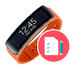 Schedule for Gear Fit 1.2