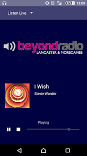 Beyond Radio- screenshot thumbnail