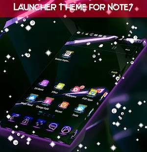Launcher Theme for Note7 - náhled