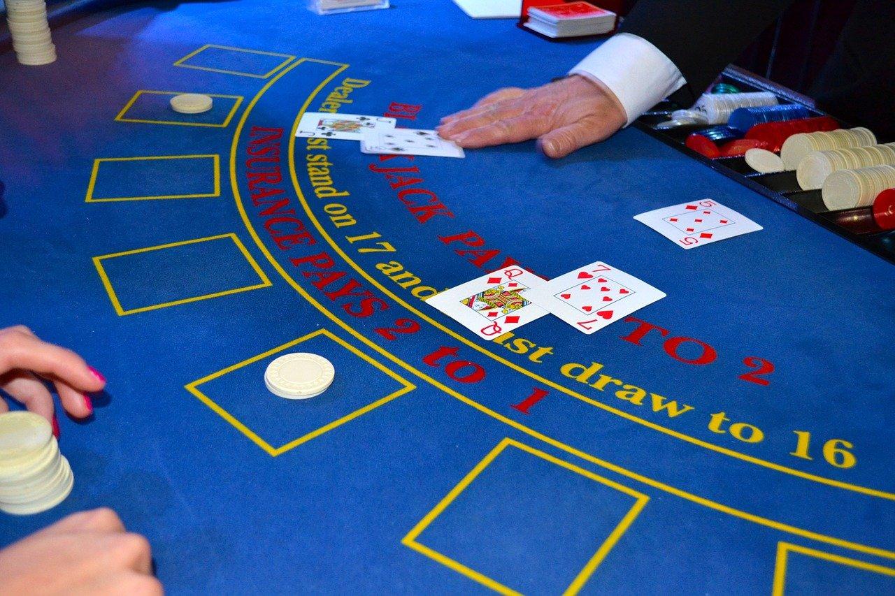 blackjack online card games