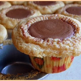 Buttery Peanut Butter Cup Cupcakes