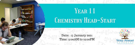 Year 11 Chemistry HeadStart