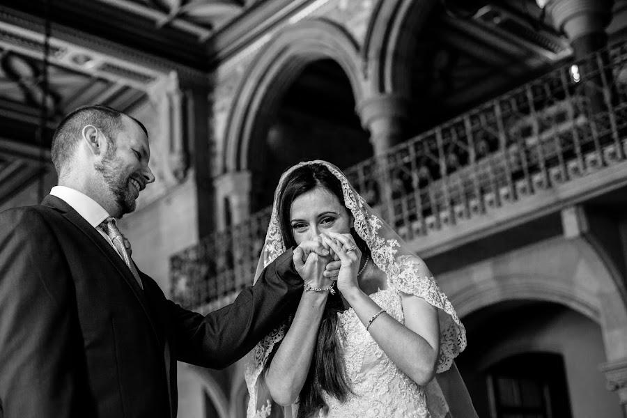 Wedding photographer Chris Sansom (sansomchris). Photo of 20.12.2016