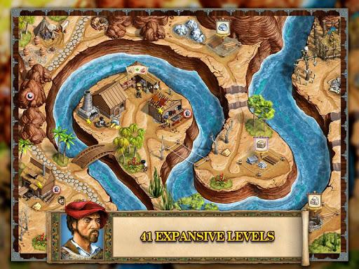 Adelantado. 4 Aztec Skulls screenshot 8