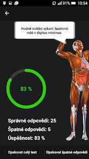Memorix Anatomy QUIZ - náhled
