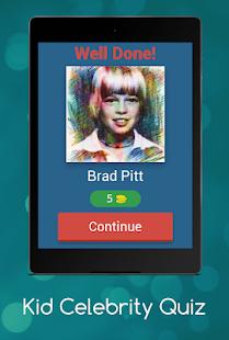 Download Kid Celebrity Quiz For PC Windows and Mac apk screenshot 12