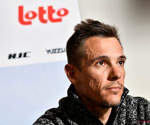 """Lange ritten zijn aan Philippe Gilbert momenteel niet besteed: """"Dat is niet nodig"""" en """"Ik ga niet superveel verliezen"""""""