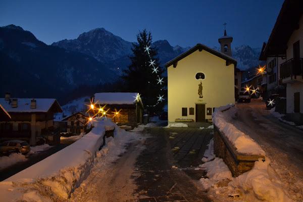 Inverno al villaggio  di giuliarduinophotography