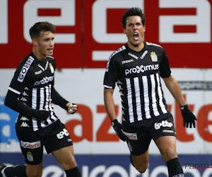 """Jérémy Perbet : """"Je ne me voyais pas quitter Charleroi"""""""
