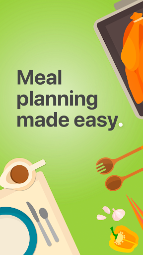 Mealime - Meal Planner, Recipes & Grocery List screenshot