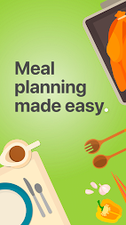 Mealime - Meal Planner, Recipes & Grocery List APK screenshot thumbnail 1
