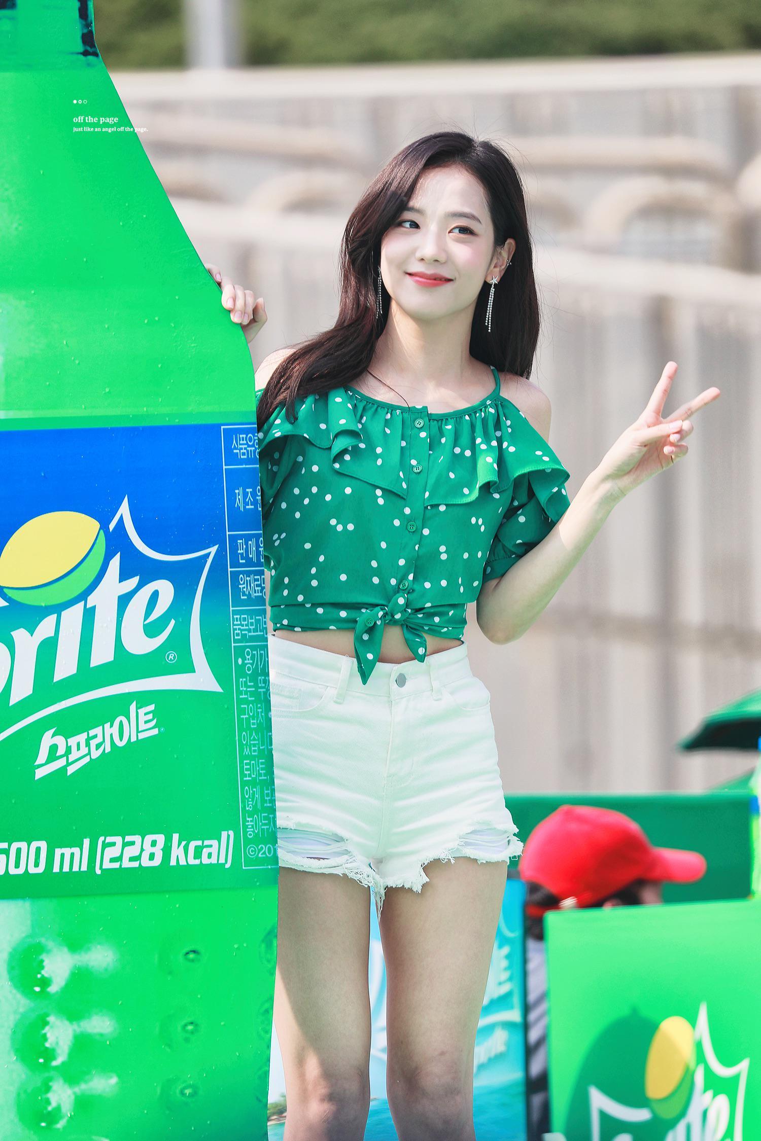 jisoo green