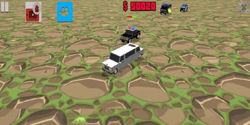 Police escape car 1.0 screenshots 1