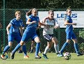 Lien Mermans en Silke Leynen blij met 0-2 overwinning Genk in Tienen