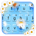 Dainty Daisy Keyboard Theme icon