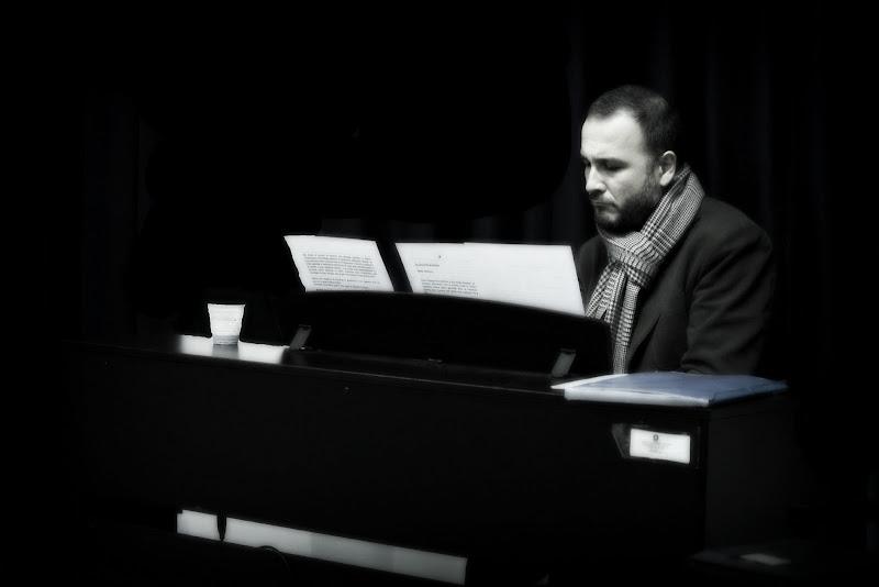 Il pianista di Francesca Zaia