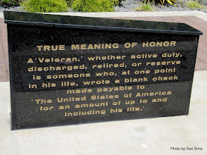 Photo: (Year 2) Day 353 - A Memorial at North Bend
