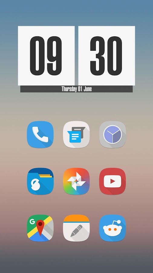 Moko - Icon Pack- screenshot