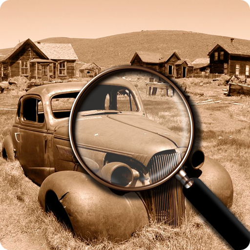 Ghost Town Hidden Objects (game)