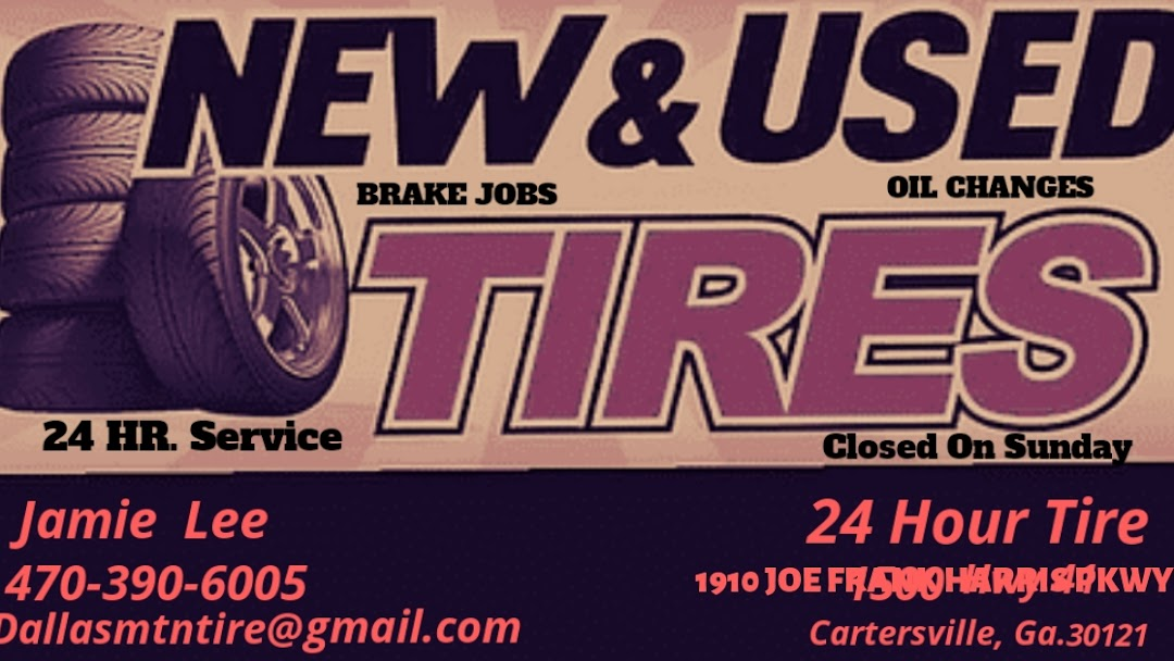 24 Hour Oil Change >> 24 Hour Tires Tire Shop In Cartersville