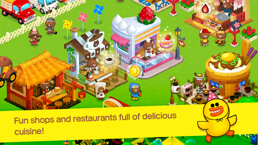 LINE BROWN FARM 2.9.0 screenshots 2