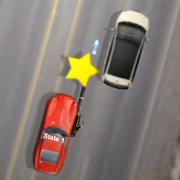 Fastlane Shooting Cars Road fury