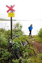 Photo: Pelle Riksgränsen- Abiskojaure (en av de andra turerna i Riksgränsen jag tipsar om)